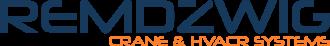 REMDŹWIG | CRANE & HVACR SYSTEMS Logo